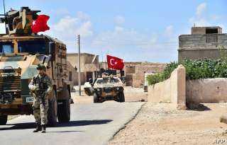 تركيا ترسل تعزيزات عسكرية جديدة لقواتها في سوريا