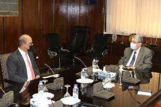 كواليس لقاء وزير الكهرباء مع رئيس بنك CITI للأسواق الناشئة المصرفية للشركات