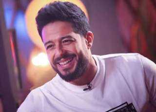 """محمد حماقى يكشف عن موعد طرح أغنيته الجديدة """" ليلة العمر"""""""