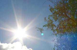 انخفاض فى درجات الحرارة على كافة الأنحاء اليوم