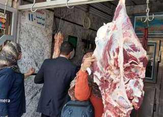 بورصة الأسعار| تباين فى أسعار اللحوم بسوق الجزارة