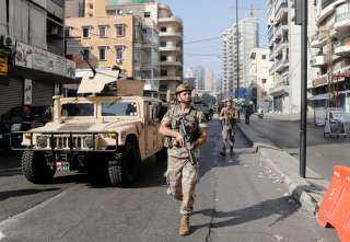 الجزائر تبدى إنزعاجها البالغ إزاء تطور الأوضاع فى لبنان