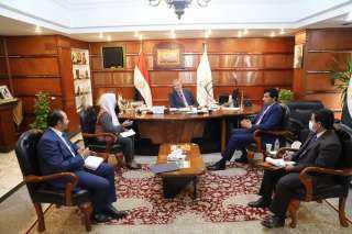 مباحثات مصرية قطرية لتعزيز العلاقات الثنائية في مختلف المجالات