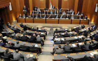 البرلمان اللبناني يوافق على تقديم موعد الانتخابات