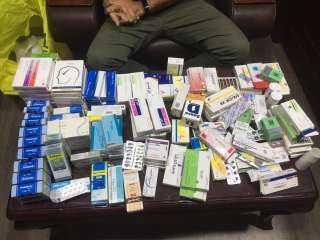 بعد ضبط 30 ألف قرص دواء غير مرخص..«صحة القاهرة» تنصح بعدم شراء الأدوية الإلكترونية