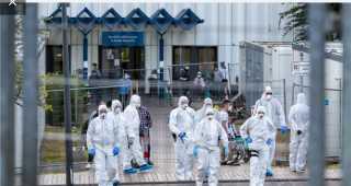 فيروس كورونا يكوي فرنسا.. والمستشفيات تُعاني