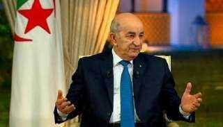 تفاصيل زيارة الرئيس الجزائري المرتقبة لـ مصر