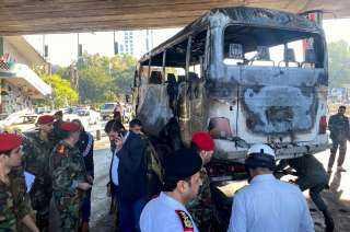 انفجار مزدوج في سوريا يسفر عن 14 قتيل وعدد من الجرحى