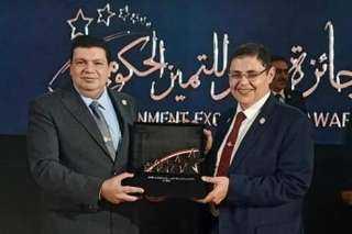 «المحطات النووية» تحصل على المركز الأول بجائزة التميز الحكومي لأحسن فريق عمل
