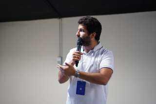 الجامعة الالمانية بالقاهرة تحتفي بأحد خريجيها لمشاركته فى مؤتمر علوم الفلك «أستروكون21»