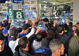 مجهولون يطلقون النار على إحدى محطات المحروقات شمالي لبنان