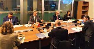 انطلاق اجتماعات الجولة الاولى لمفاوضات تحرير تجارة قطاع السلع الزراعية المصنعة