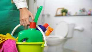 «خلي بالك».. مواد التنظيف تصيب الأطفال بمرض الربو