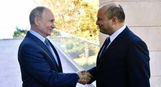 تفاصيل أول لقاء بين رئيس وزراء إسرائيل وبوتين