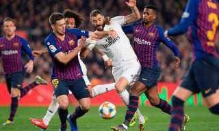 برشلونة يستضيف ريال مدريد في كلاسيكو الكرة الأرضية اليوم