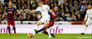 ننشر التشكيل الرسمي لكلاسيكو برشلونة و ريال مدريد فى الدوري الإسباني
