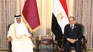 عاجل.. أول رد فعل من قطر بعد عودة السفير المصري إلي الدوحة