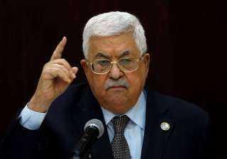الرئيس الفلسطيني يدعو لإعادة فتح ممثلية منظمة التحرير في أمريكا