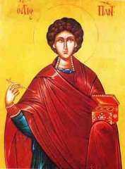 كان والده يعبد الأصنام..تسببت معجزة في قتله.. من هو القديس بندلائيمون الطبيب الذي تحل ذكراه اليوم؟