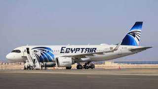 لغز التهديد .. بيان عاجل بشأن طائرة مصر للطيران المتجهة إلي موسكو