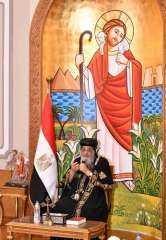 تصريحات خطيرة.. كواليس لقاء البابا تواضروس مع وفد إعلامي سوداني اليوم