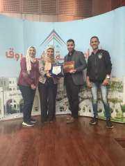 قسم الإعلام بجامعة المنيا يحصد المركزين الأول والثالث بمهرجان الشروق لمشروعات التخرج