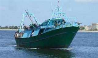 تفاصيل  إنقاذ سفينة شحن عالقة في ليبيا وطاقمها المصري