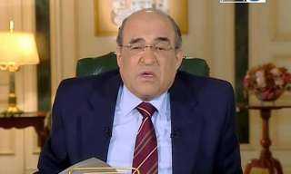 الفقي يكشف أبعاد المؤامرة التركية القطرية على مصر