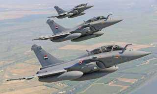 القوات الجوية و البحرية المصرية والفرنسية تنفذان عددا من الأنشطة التدريبية بمصر