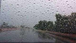 أمطار غزيرة تضرب محافظة الإسكندرية