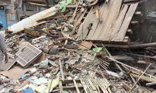 انهيار منزل بسوهاج وسقوط ضحايا .. اعرف التفاصيل