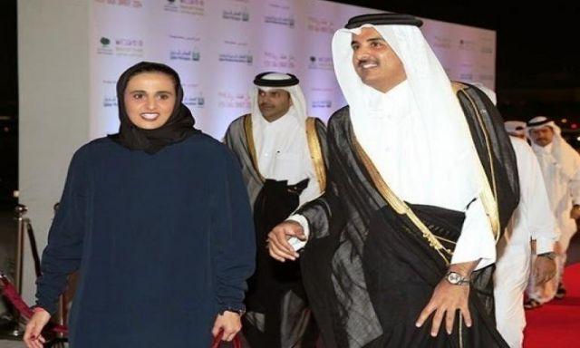 بالصور كل ما تريد معرفته عن زوجات تميم بن حمد أمير قطر قضايا وتحقيقات الموجز