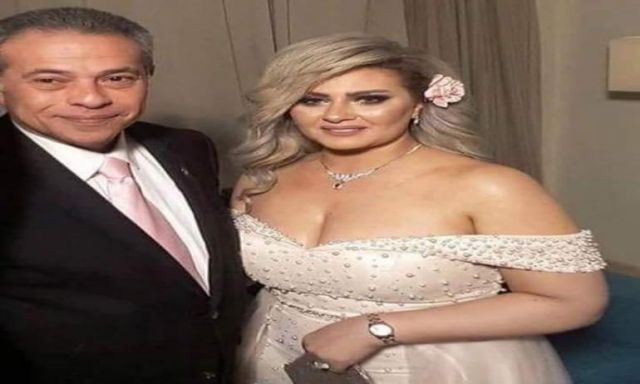 ننشر صور حفل زفاف الإعلامى توفيق عكاشة على حياة الدرديرى الأخبار الموجز