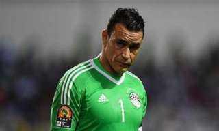 مدرب منتخب مصر السابق يفتح النار على الحضري ومحمد الشناوي