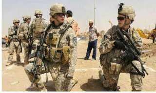 عاجل .. استهداف رتل للقوات الأمريكية في بغداد