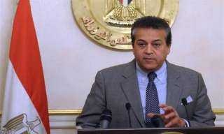 وزير التعليم العالى: تراجع أعداد الإصابة بكورونا بسبب زيادة وعى المواطنين