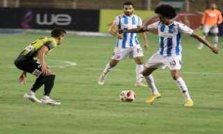 التشكيل الرسمي لمباراة بيراميدز والمقاولون العرب في الدوري