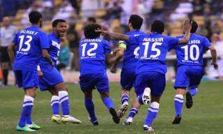 الغاء مباراة الهلال السعودي في دوري أبطال اسيا بفرمان من المراقب