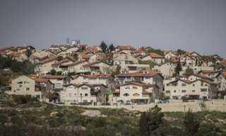 مصر تستنكر طرح إسرائيل مناقصات لبناء مستوطنات بالضفة الغربية