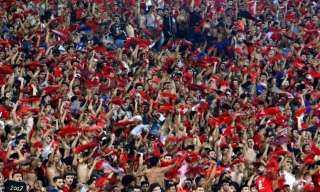 استاد القاهرة يستعين بالجماهير الافتراضية في مباراة الأهلي وإنبي