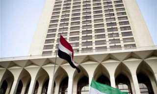 مصر تؤكد تضامنها الكامل مع اليونان إزاء ما تشهده من فيضانات