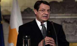 الرئيس القبرصى يؤكد تطابق موقف بلاده مع مصر واليونان فى القضايا المشتركة