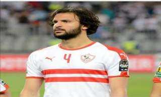 رقم مميز لمحمود علاء بعد تسجيله أمام المصري