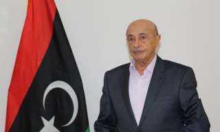 عقيلة صالح يصل القاهرة لبحث تطورات الأزمة الليبية