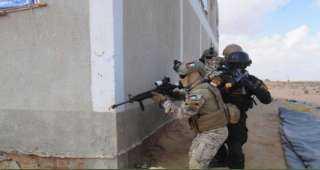 """المرحلة الرئيسية للمناورة العسكرية """"سيف العرب"""" .. فيديو"""