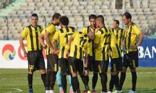 تعادل سلبي وهدف ملغى في الشوط الأول من مباراة سموحة والمقاولون العرب