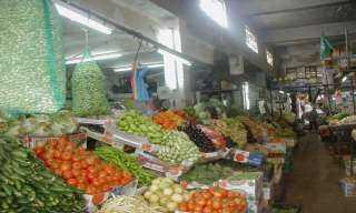 الاستقرار يخيم على أسعار الخضراوات والفاكهة اليوم