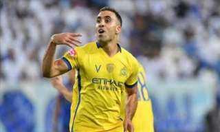 مهاجم النصر السعودي يعود إلى المغرب