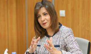 وزيرة الهجرة تلتقى عضو تنسيقية شباب الأحزاب
