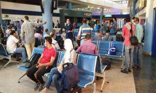 مطار مرسى علم يستقبل اليوم 4 آلاف سائح من جنسيات مختلفة